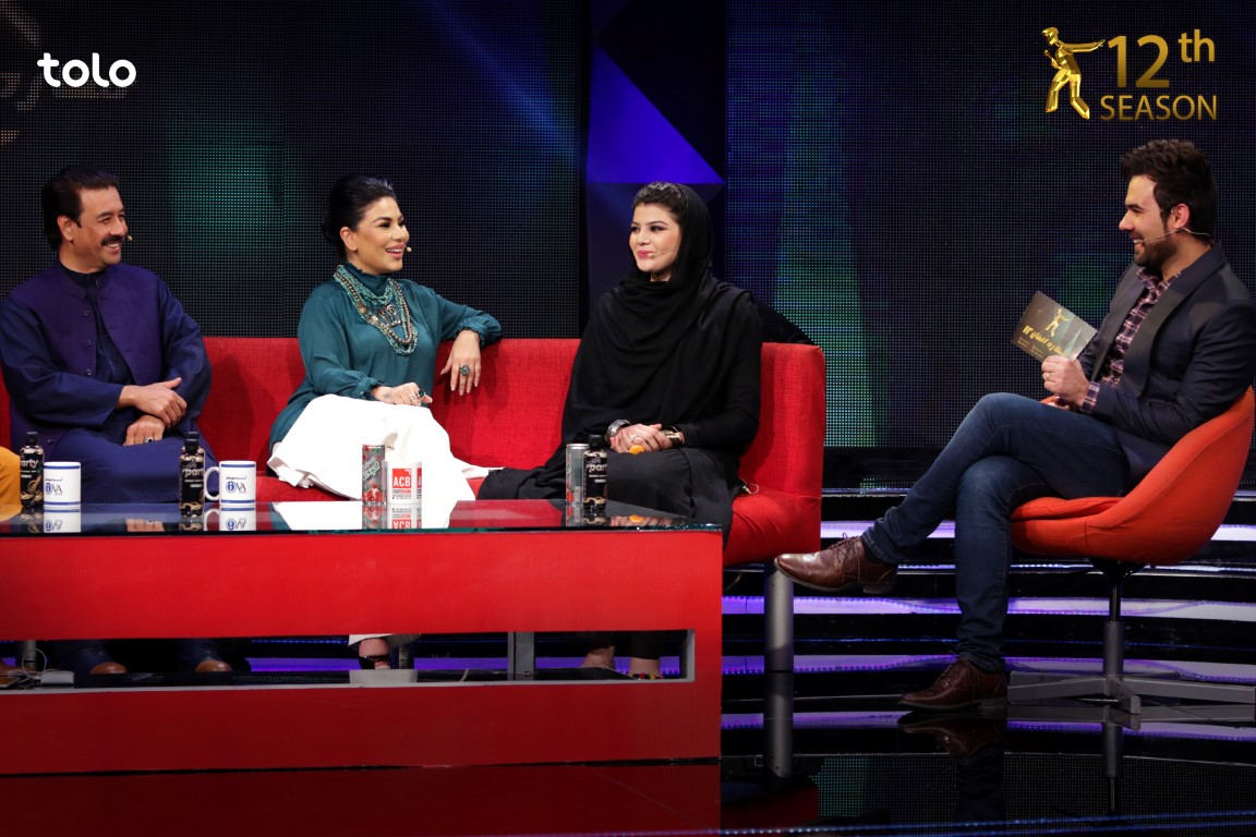 Afghan Star Season 12 - Episode 33 - Talk Show   Afghan Star