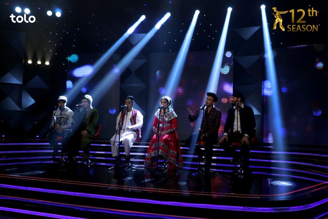 Afghan Star Season 12 - Episode 20 - Top 6 | Afghan Star