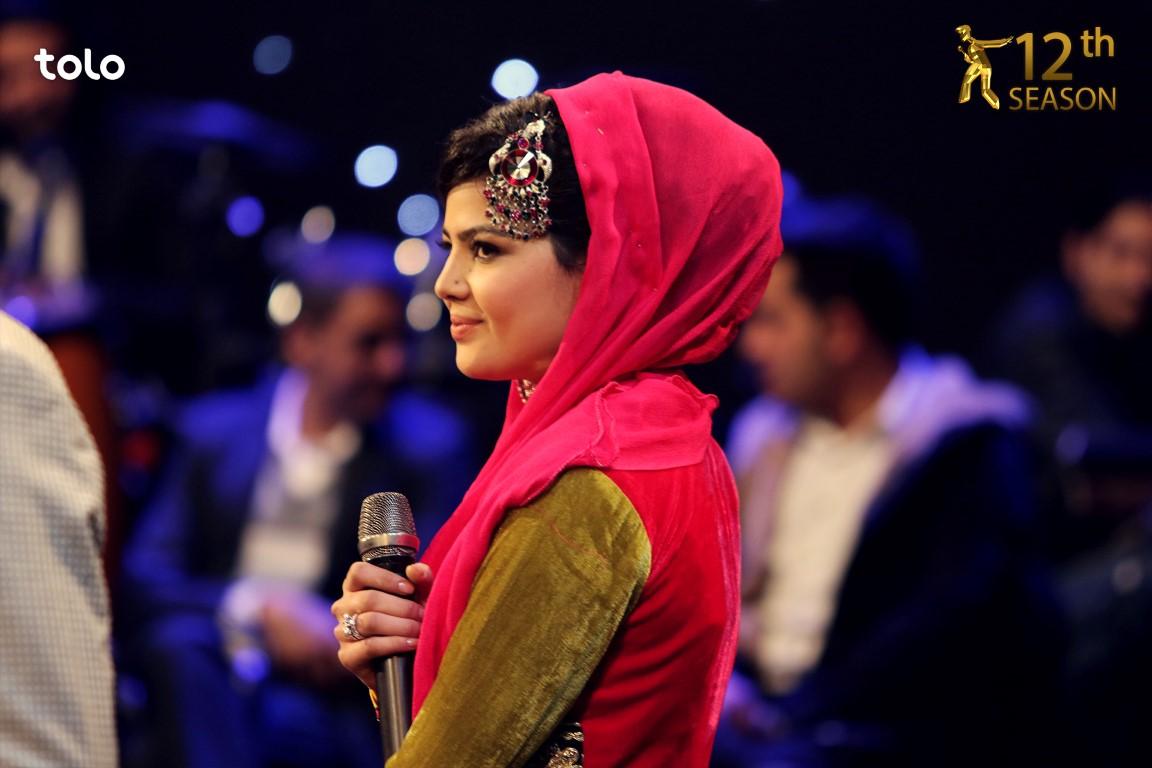 Afghan Star Season 12 - Episode 13 - Top 10 Elimination