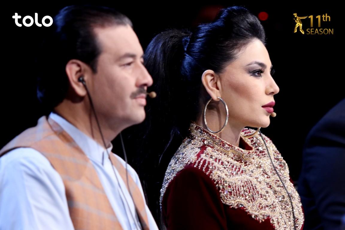 Afghan Star Season 11 - Episode 20 - Top 6 & 7 Elimination